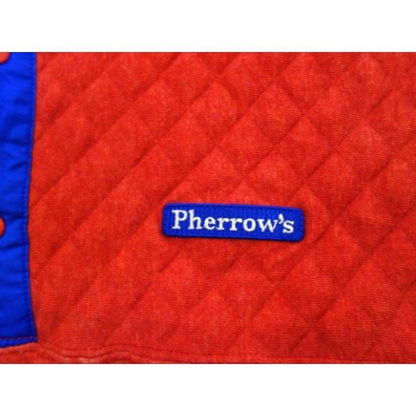 PHERROW'S フェローズ ライトアウター 19W-PQST1|moveclothing|03
