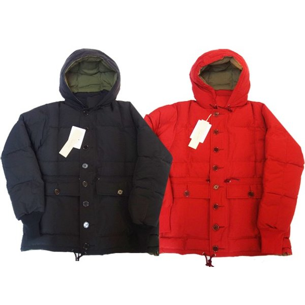 TROPHY CLOTHING トロフィークロージング ダウンジャケット ALPINE DOWN JACKET|moveclothing