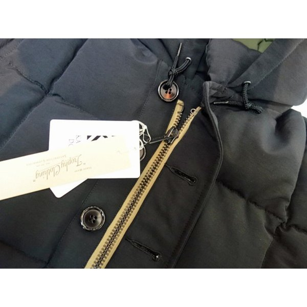 TROPHY CLOTHING トロフィークロージング ダウンジャケット ALPINE DOWN JACKET|moveclothing|03