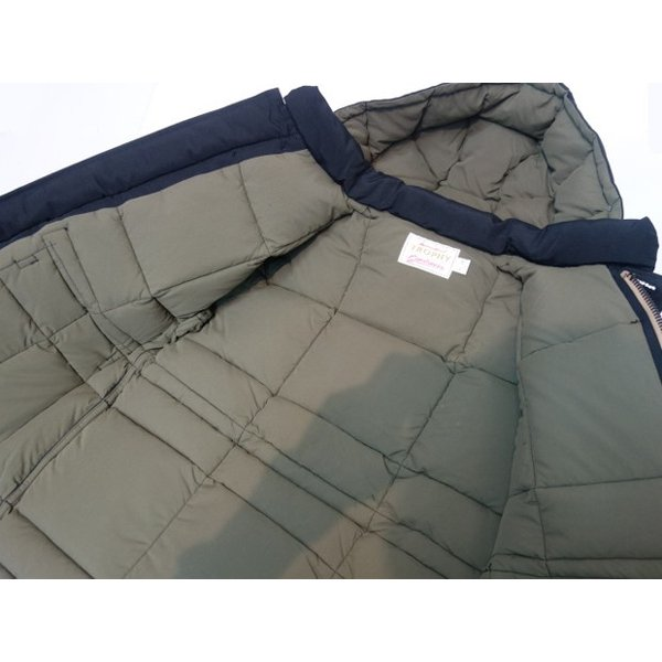 TROPHY CLOTHING トロフィークロージング ダウンジャケット ALPINE DOWN JACKET|moveclothing|07