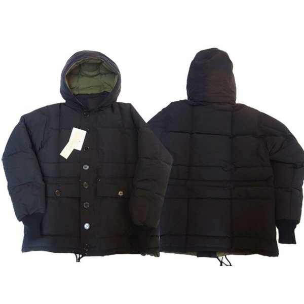 TROPHY CLOTHING トロフィークロージング ダウンジャケット ALPINE DOWN JACKET|moveclothing|08