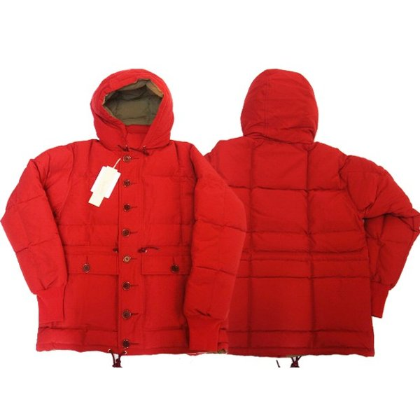TROPHY CLOTHING トロフィークロージング ダウンジャケット ALPINE DOWN JACKET|moveclothing|09