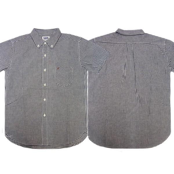 PHERROW'S フェローズ 半袖ボタンダウンシャツ 19S-PBDS2 moveclothing 02