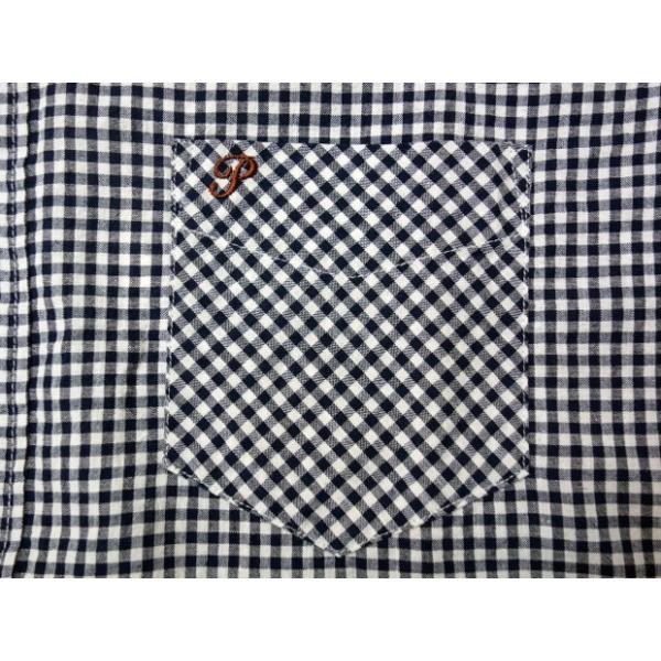 PHERROW'S フェローズ 半袖ボタンダウンシャツ 19S-PBDS2 moveclothing 05