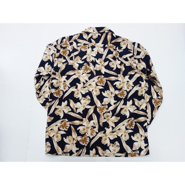 TROPHY CLOTHING トロフィークロージング 長袖アロハシャツ DUKE L/S SHIRT|moveclothing|02