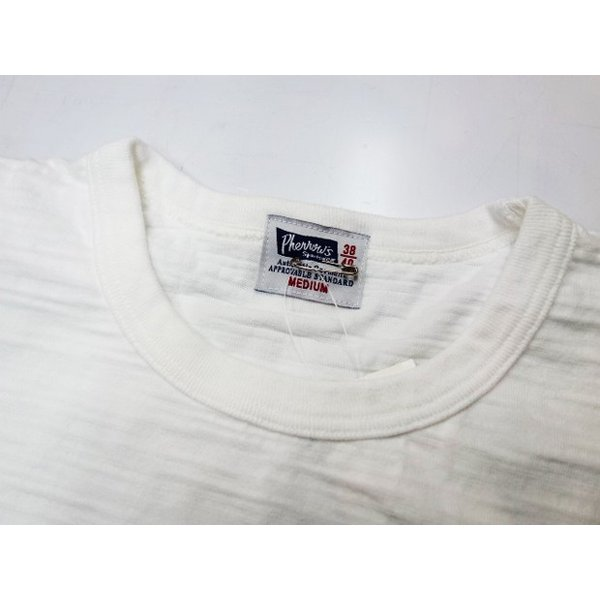 PHERROW'S フェローズ Tシャツ PSPT1 moveclothing 02