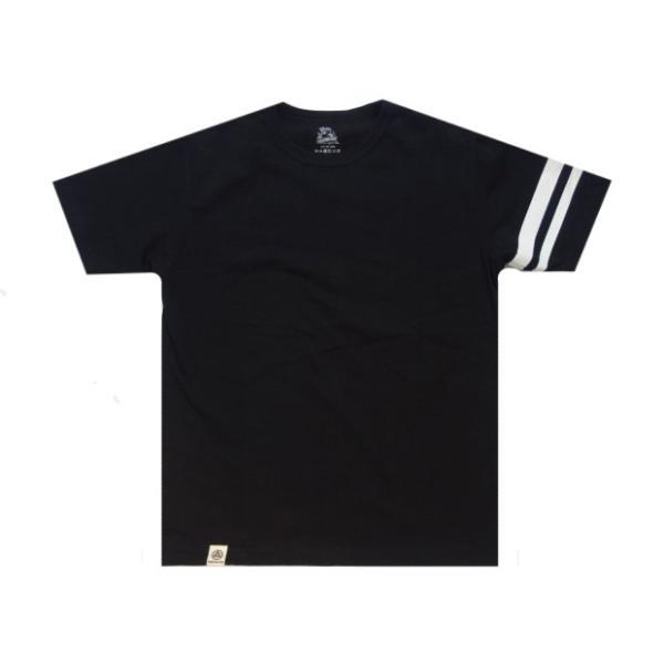 桃太郎ジーンズ 【MT302】ジンバブエコットン半袖Tシャツ|moveclothing|03
