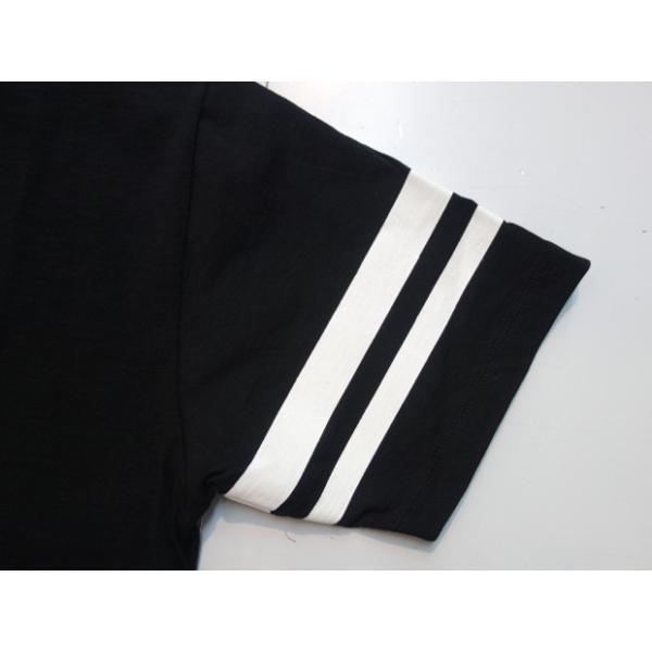 桃太郎ジーンズ 【MT302】ジンバブエコットン半袖Tシャツ|moveclothing|04