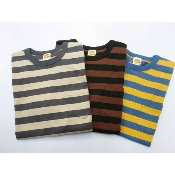 TROPHY CLOTHING トロフィークロージング Tシャツ MID BORDER S/S TEE moveclothing