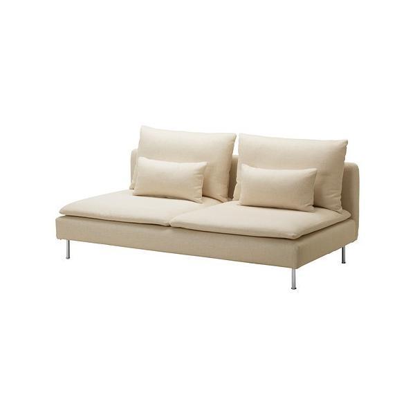 RoomClip商品情報 - IKEA/イケア SODERHAMN 3人掛けソファカバー, イセファル ナチュラル (102.244.72)