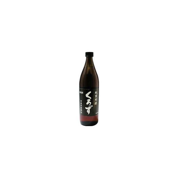 【ユニマットリケン】純玄米酢 くろず 900ml ※お取り寄せ商品