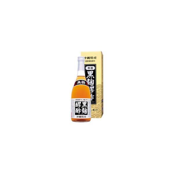 【ヘリオス酒造】無糖 黒麹醪酢(ヘリオス) 720ml ※お取り寄せ商品