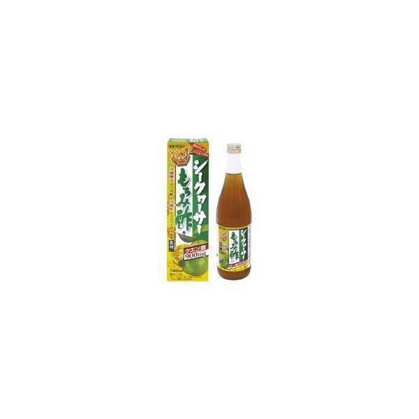 【井藤漢方製薬】シークヮーサーもろみ酢飲料 720ml ※お取り寄せ商品