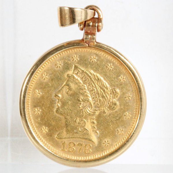 アメリカ 古銭 1876年 2-1 金貨 アメリカ/2DOLLARS 金貨 古銭 コイン ...