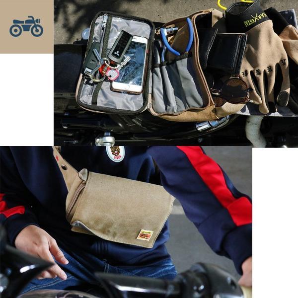 ボディバッグ ショルダーバッグ 財布 ミニ コンパクト 軽量  メンズ レディース 旅行 斜め掛け サコッシュTOneontoNE(予約販売) mr-lunberjack 07