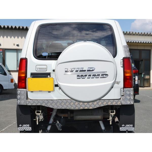 ジムニー JB23W JB33W JB43W スペアタイヤ移動キット ブラケット 背面 リア リヤ タイヤアップ 改造|mr-store|04