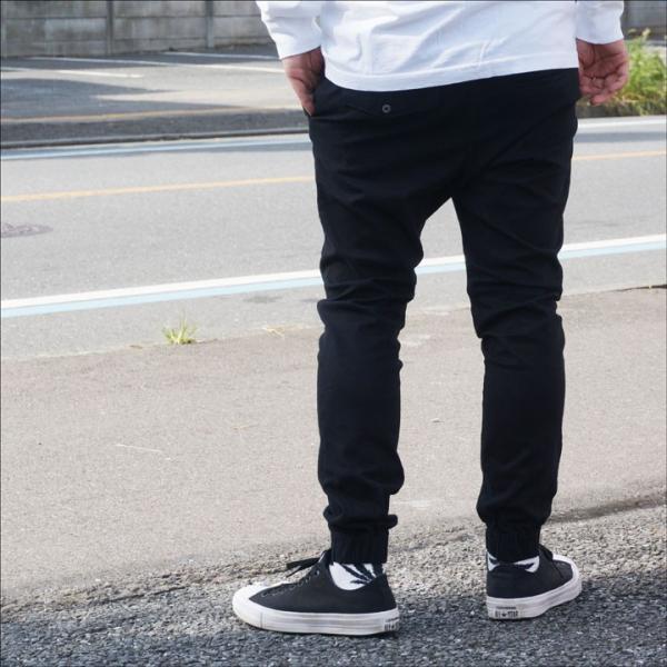 ZANEROBE ゼインローブ ジョガーパンツ SHURE SHOT JOGGER PANTS ブラック 黒 BLACK|mr-vibes|03