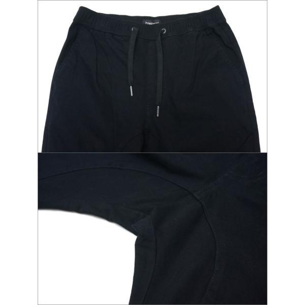 ZANEROBE ゼインローブ ジョガーパンツ SHURE SHOT JOGGER PANTS ブラック 黒 BLACK|mr-vibes|05