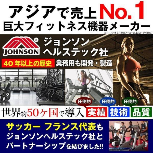 ルームランナー 8.1T ジョンソン ランニングマシン トレッドミル ウォーキング ホライズン T8.0新型 家庭用 電動 折りたたみ 送料無料 一部除く HORIZON T8.1 mrock 04