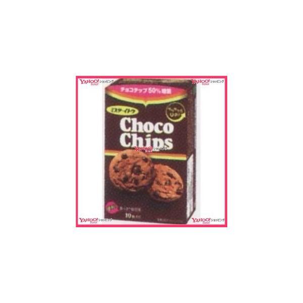 YCxイトウ製菓 10枚 チョコチップクッキー【チョコ】×108個 +税 【xe】【送料無料(沖縄は別途送料)】