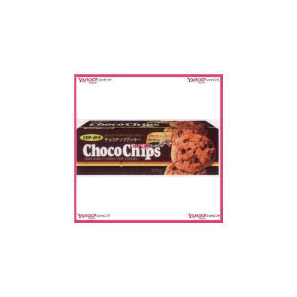 YCxイトウ製菓 15枚 チョコチップクッキー【チョコ】×24個 +税 【x】【送料無料(沖縄は別途送料)】