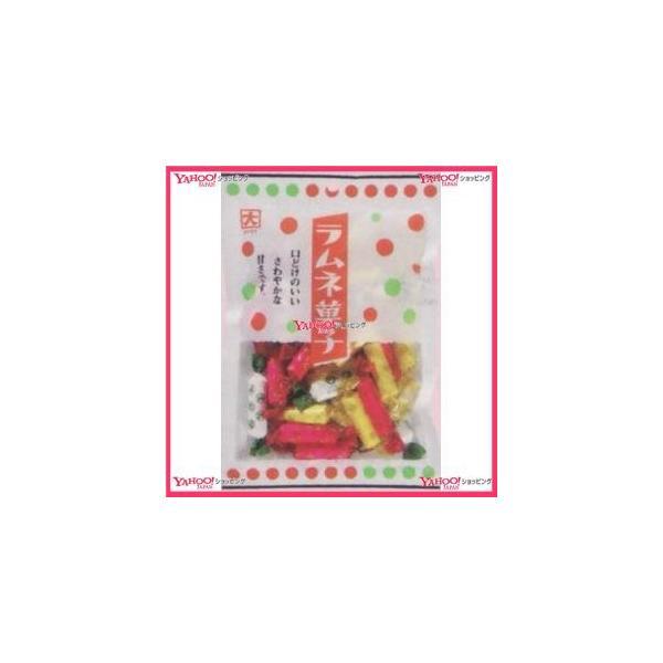 YCxカクダイ製菓 100Gラムネ菓子×20個 +税 【xeco】【エコ配 送料無料 (沖縄 不可)】