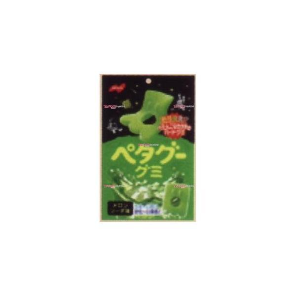 YCxノーベル製菓 50G ペタグーメロンソーダ×72個 +税 【x】【送料無料(沖縄は別途送料)】