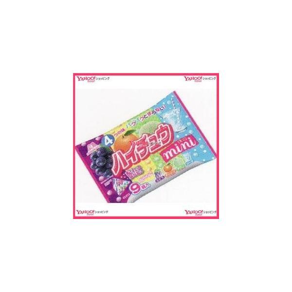 YCx森永製菓 90G ハイチュウミニプチパック×24個 +税 【x】【送料無料(沖縄は別途送料)】