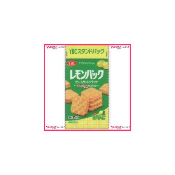 YCxヤマザキビスケット 18枚 レモンパック×20個 +税 【xeco】【エコ配 送料無料 (沖縄 不可)】