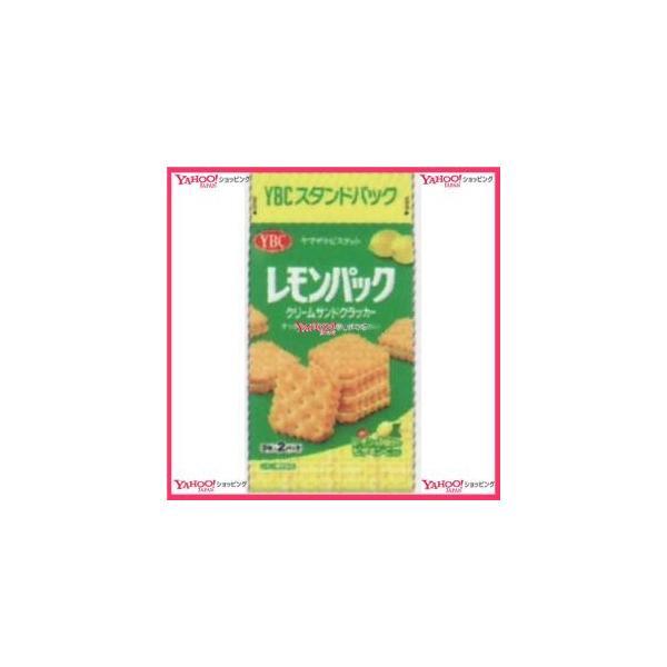 YCxヤマザキビスケット 18枚 レモンパック×40個 +税 【xw】【送料無料(沖縄は別途送料)】