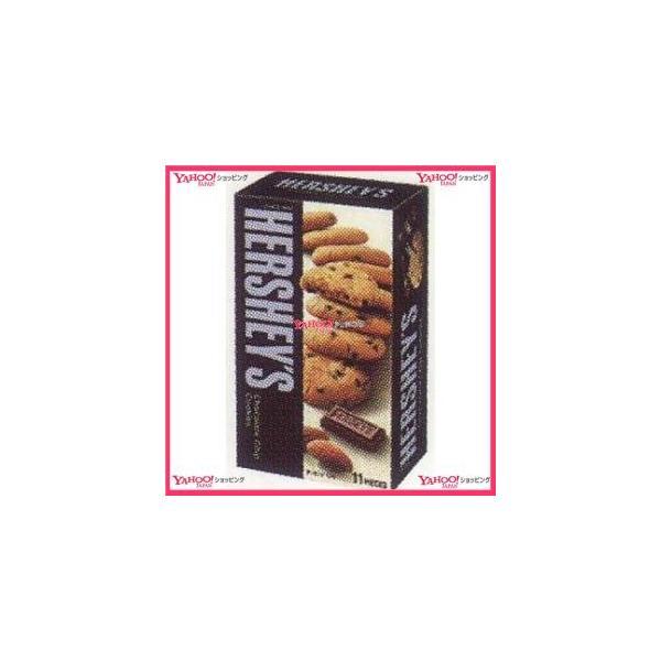 YCxロッテ 11枚 #ハーシーチョコチップクッキー【チョコ】×60個 +税 【xw】【送料無料(沖縄は別途送料)】