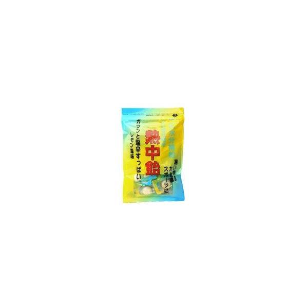 YC 井関食品 100G 熱中飴×10個 +税 【送料無料(沖縄は別途送料)】【1k】