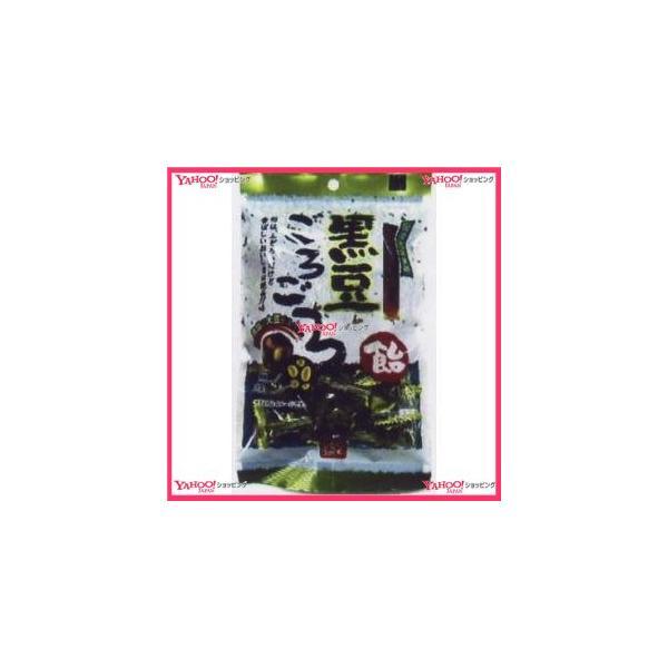 YCx松屋製菓 120G黒豆ごろごろ×40個 +税 【xw】【送料無料(沖縄は別途送料)】