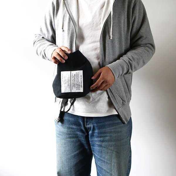 BURLAP OUTFITTER バーラップアウトフィッター 巾着バッグ パーソナルエフェクトバッグ|mroldman|03