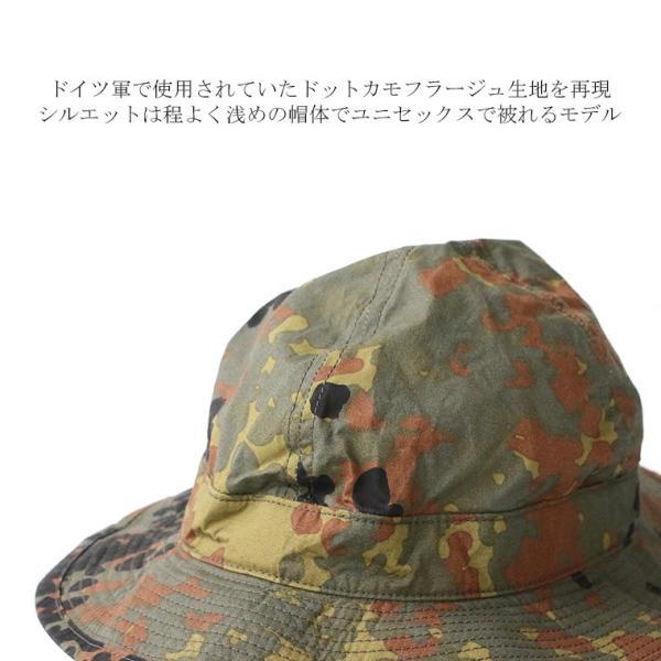 オアスロウ or slow 03--001 ハット US NAVY HAT ドットカモフラージュ|mroldman|02