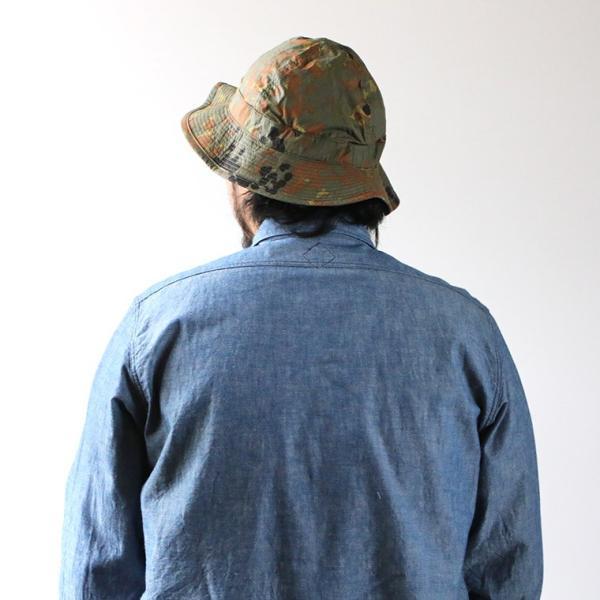 オアスロウ or slow 03--001 ハット US NAVY HAT ドットカモフラージュ|mroldman|04