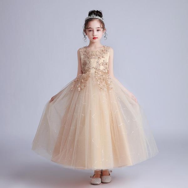 70aed5722d1ae 子供ドレス ピアノ発表会 ロング 結婚式 キッズ フォーマルドレス 子どもドレス 七五三 ジュニアドレス