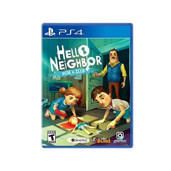 Hello Neighbor: Hide & Seek (輸入版:北米) - PS4|ms-market-style