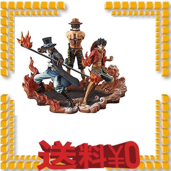 One Piece Brotherhood 6/'/' Ace DXF Banpresto Prize Figure NEW