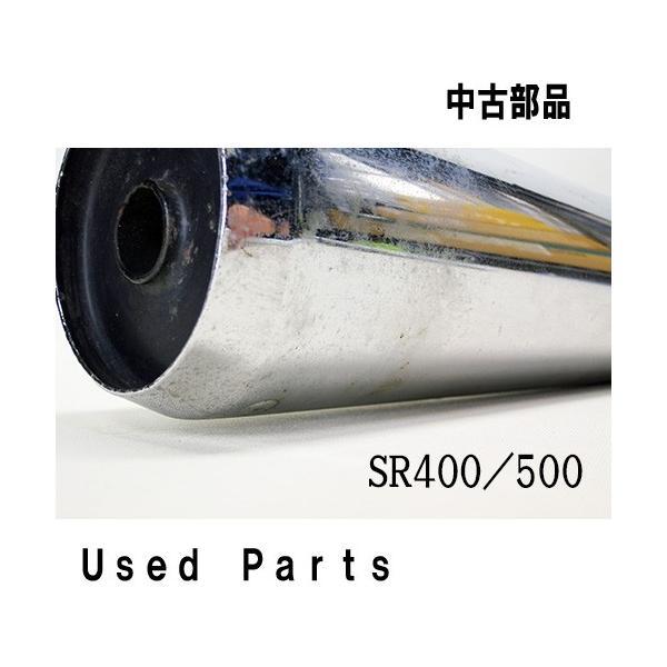 オートバイ中古部品SR400/500用純正マフラーセット|mshscw4|03