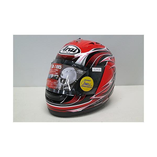 AraiフルフェイスヘルメットRX-7RR5 ランディ Sサイズ mshscw4