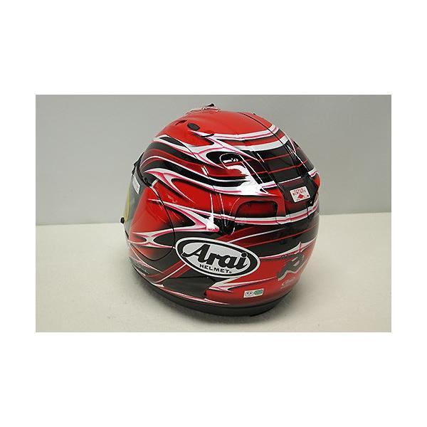 AraiフルフェイスヘルメットRX-7RR5 ランディ Sサイズ mshscw4 03