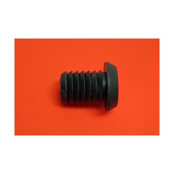 スノースクートSNOWSCOOTハンドルエンド用プロテクションキャップ ブラックカラー|mshscw4|02