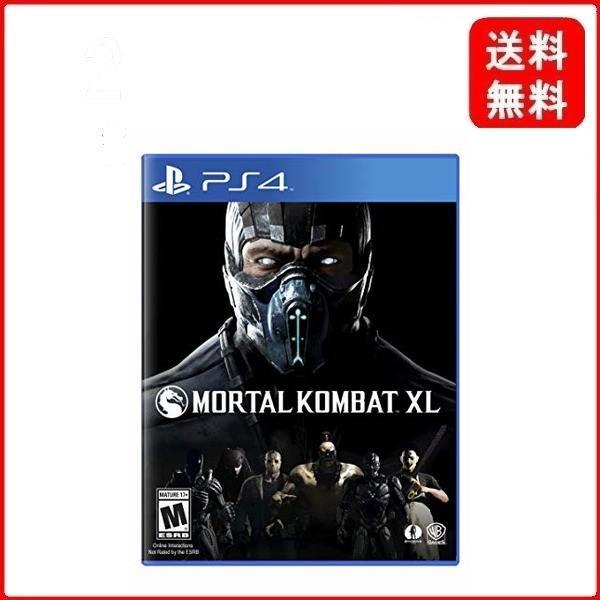 Mortal Kombat XL (輸入版:北米) - PS4|msjnet