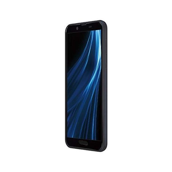 シャープ AQUOS sense2 SH-M08 ニュアンスブラック5.5インチ SIMフリースマートフォン[メモリ 3GB/ストレージ 32GB/I|msjnet|02