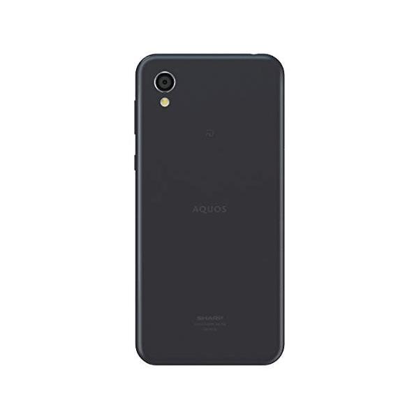 シャープ AQUOS sense2 SH-M08 ニュアンスブラック5.5インチ SIMフリースマートフォン[メモリ 3GB/ストレージ 32GB/I|msjnet|03