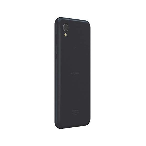 シャープ AQUOS sense2 SH-M08 ニュアンスブラック5.5インチ SIMフリースマートフォン[メモリ 3GB/ストレージ 32GB/I|msjnet|04