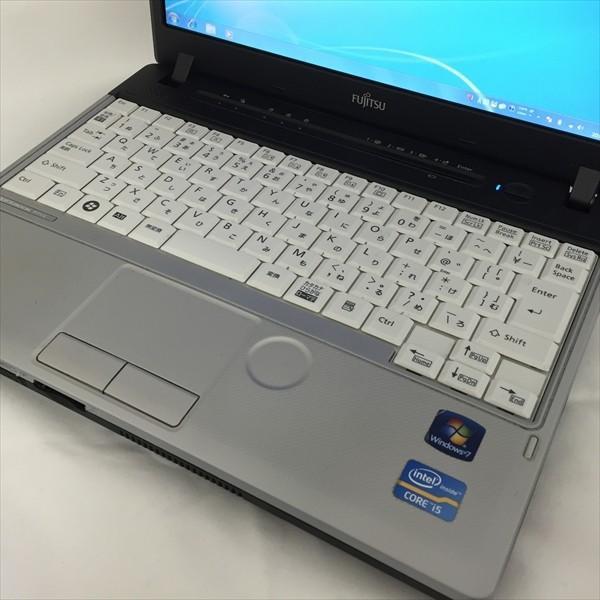Fujitsu Lifebook FMV-P771 Core-i5-2520M/3.20GHz/4GB/HDD250GB/DVD-R/RW|mssk|03