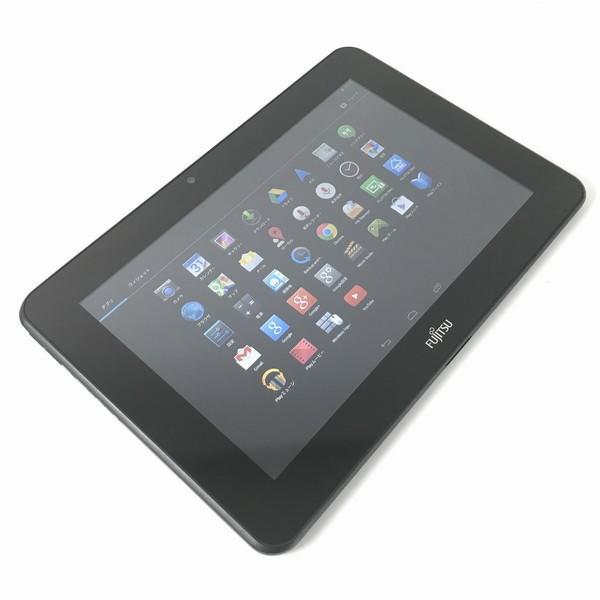 富士通 10.1型IPS高精細 Android タブレット Arrows Tab M504/HA4 上位4コアCPU 16G搭載 無線 Bluetooth カメラ HDMI|mssk|02