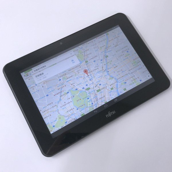 富士通 10.1型IPS高精細 Android タブレット Arrows Tab M504/HA4 上位4コアCPU 16G搭載 無線 Bluetooth カメラ HDMI|mssk|04